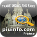 Piuinfo Fairs and Trade Shows in France