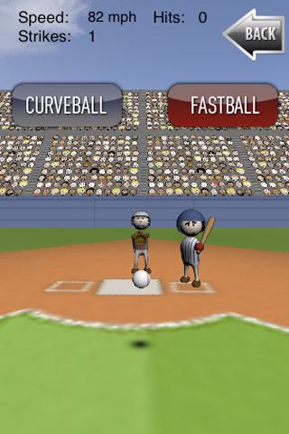 Screenshot iBaseball