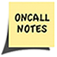 On Call Notes (Doctor...