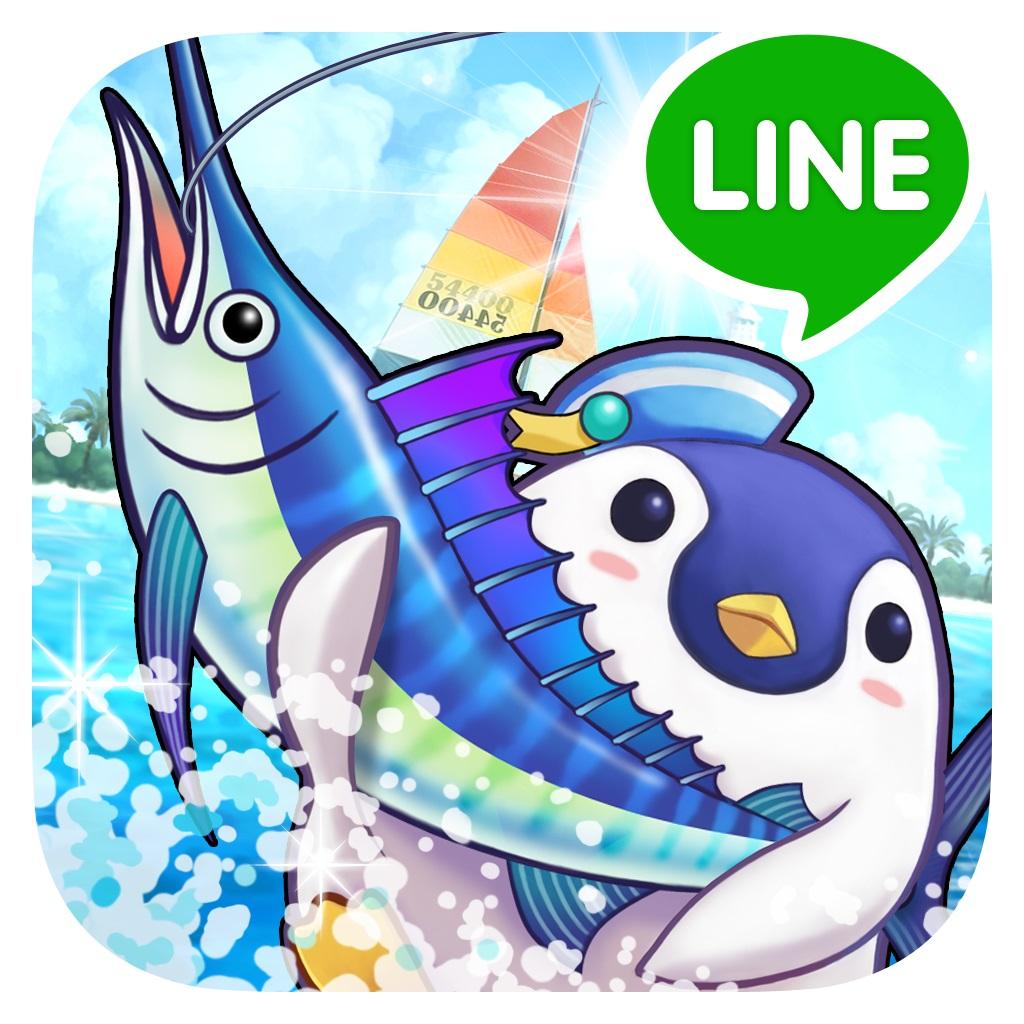 LINE フィッシュアイランド