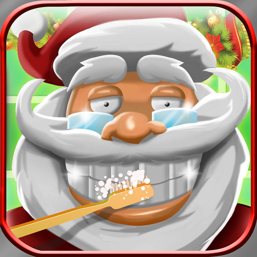 Christmas Toothbrush – Kids Santa Dentist & Surgery (Free 2013 Games)