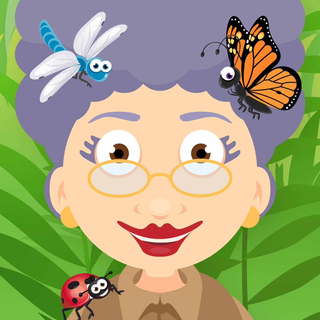 Grandma Loves Bugs by Fairlady Media   Review & Giveaway